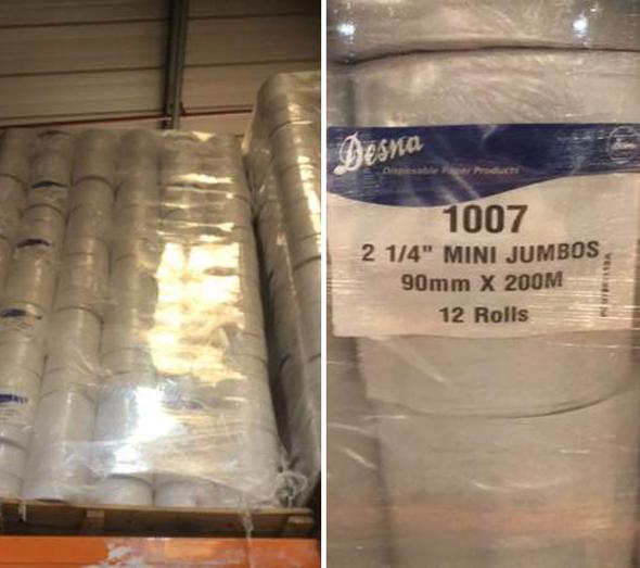 נייר טואלט למכירה, צילום: US State Department