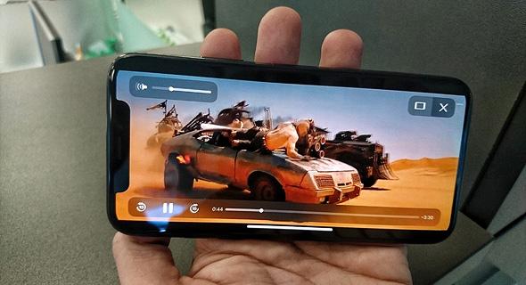 מכשיר אייפון X