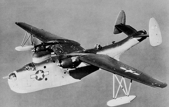 מטוס המארינר, צילום: Wikipedia