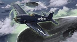 הקברניט משולש ברמודה מטוס ישן ימאות, צילום: שאטרסטוק