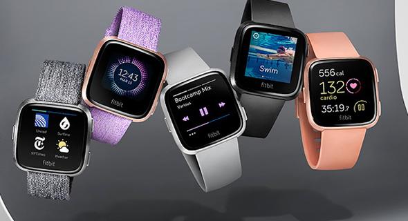 מוצרים של פיטביט, צילום: Fitbit