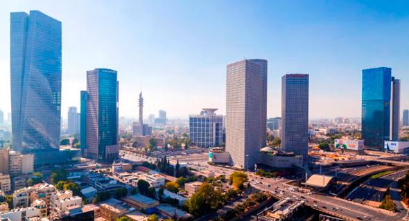 Tel Aviv. Photo: 123RF