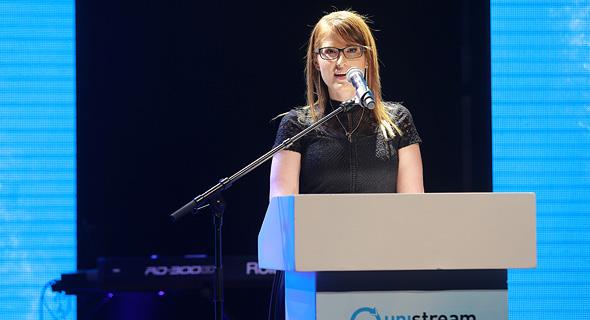 Unistream CEO Batsheva Moshe. Photo: Orel Cohen