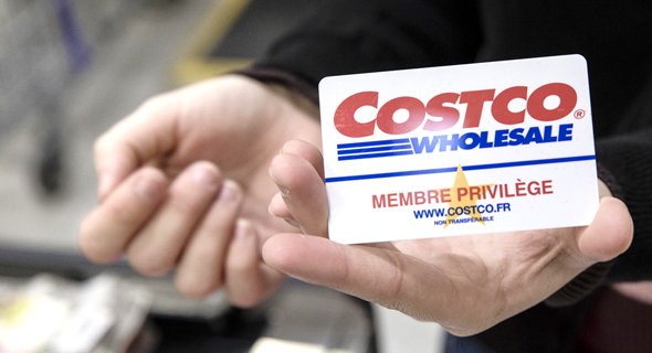 כרטיס מועדון של קוסטקו, צילום: בלומברג