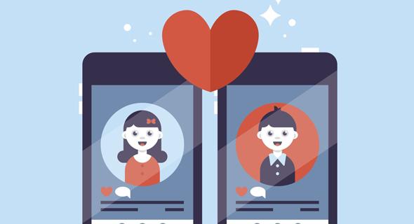 היכרויות ברשת? למה שמערכת היחסים לא תתנהל שם כולה?