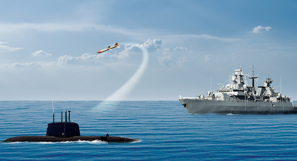 Naval weapon systems by Elbit. Photo: Elbit