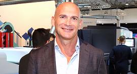 """רונן סמואל מנכ""""ל חברת קורנית, צילום: אדם קפלן"""