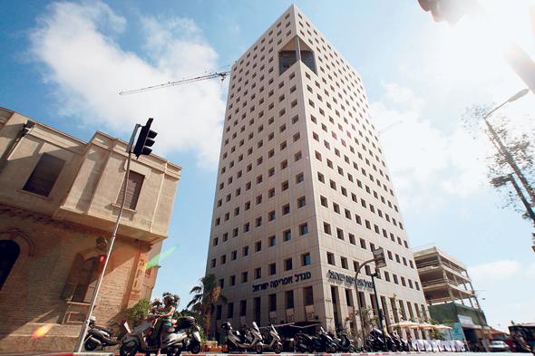 מגדל אפריקה ישראל אחד העם, צילום: אוראל כהן