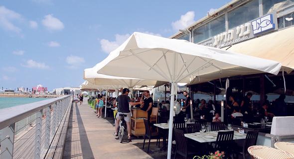 מסעדת בני הדייג, בנמל תל אביב. תגיש ערעור לעליון