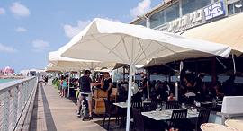 מסעדת בני הדייג נמל תל אביב, צילום: אוראל כהן