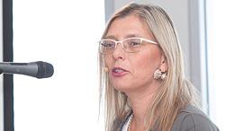"""טלי נחושתן מנכ""""לית InnovoPro תחרות פודטק 2018, צילום: אוראל כהן"""
