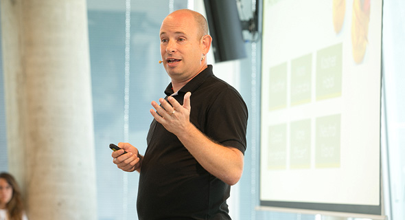 Hargol FoodTech CEO Dror Tamir. Photo: Orel Cohen