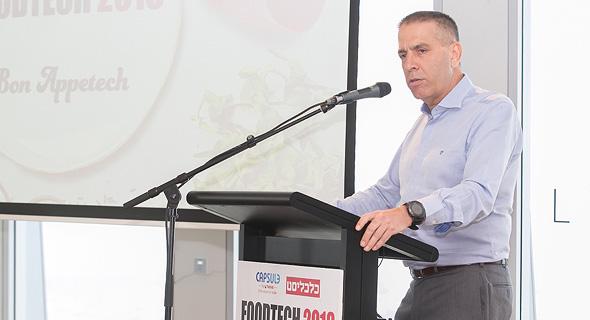 Tnuva CEO Eyal Malis. Photo: Orel Cohen