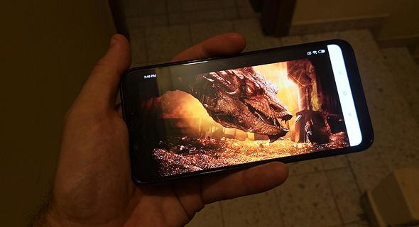 שיאומי Mi8 סמארטפון, צילום: ניצן סדן