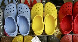 נעלי קרוקס crocs, צילום: גטי אימג'ס