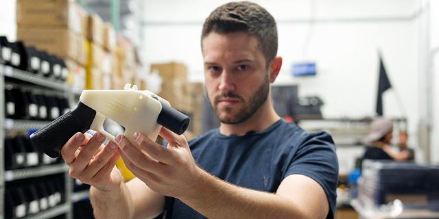 קוד לרצח: איך עוצרים הפצת נשק המבוסס על מדפסות 3D?