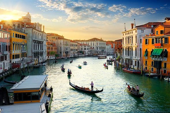 ונציה, צילום: גטי אימג
