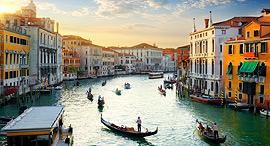 ונציה גונדולה מחירים מופקעים, צילום: גטי אימג'ס