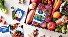 קופסת אוכל של בלו אפרון, צילום: בלומברג