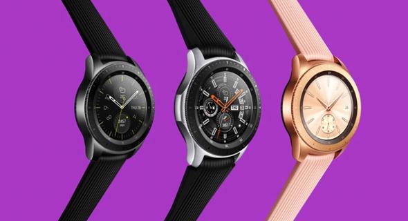 סמסונג מחשוב לביש גלקסי ווטש שעון חכם, צילום: מאתר סמסונג
