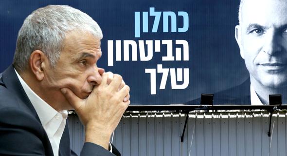 משה כחלון, צילום: אלכס קולומויסקי, עמית שעל
