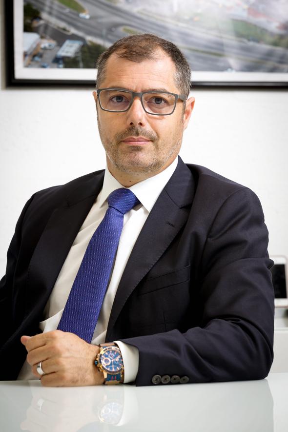 """עמוס שושן, מנכ""""ל ובעלים של חברת ATS Investments"""