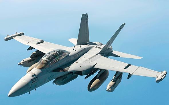"""EF18G גראולר, ממטוסי הל""""א הקרביים המתקדמים בעולם"""
