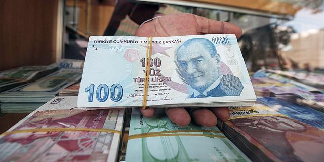 בדרך למיתון: האינפלציה בטורקיה זינקה ל-24.5%