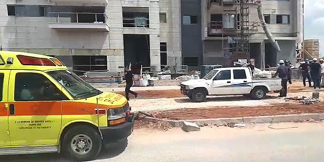 היום הקטלני של ענף הבנייה: שלושה פועלים נהרגו ושניים נפצעו