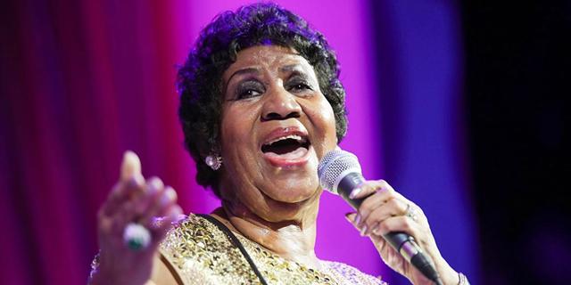 הזמרת האגדית אריתה פרנקלין מתה בגיל 76