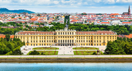 פוטו ארמונות ארמון שונברון וינה אוסטריה, צילום: שאטרסטוק