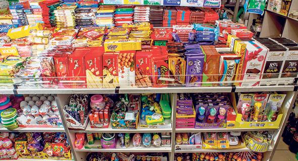ממתקים, צילום: יובל חן