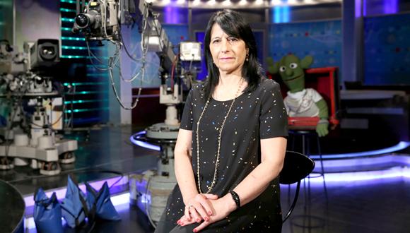 """ד""""ר אורנה שמחון, מנכ""""לית החינוכית, צילום: אוראל כהן"""