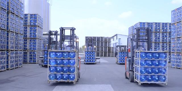 מפעל מי עדן, צילום: youtube