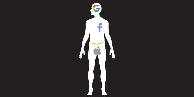 מוסף שבועי 15.8.18 הפכנו את גוגל פייסבוק אמזון ו אפל לגיבורות שלנו