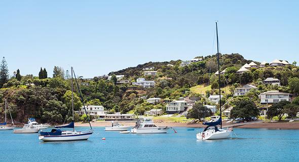 ניו זילנד, צילום: גטי אימג