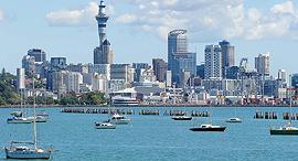 אוקלנד, ניו זילנד, צילום: United