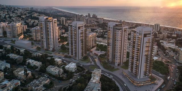 אמיל זולא שלא הכרתם: המגה פרויקט במקום הכי חם בחיפה