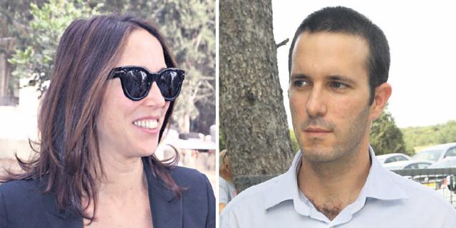 אבנר דיין ו עמליה דיין, צילומים: שאול גולן