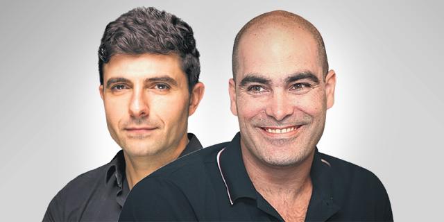 """מנכ""""ל גט בישראל מארק און ומייסד החברה דייב וייסר, צילומים: אוראל כהן, Dan Taylor"""