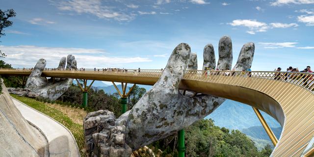 לכו על זה: גשרים יוצאי דופן להולכי רגל