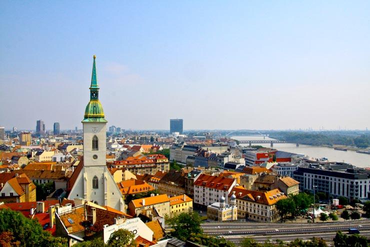 ברטיסלבה, סלובקיה
