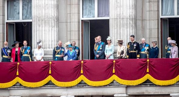 המשפחה המלכותית הבריטית