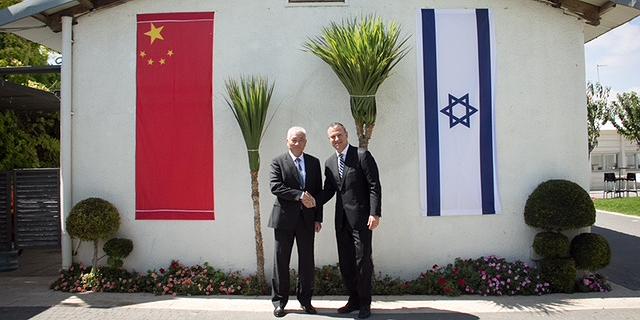 שר המדע והטכנולוגיה הסיני הגיע לביקור בישראל