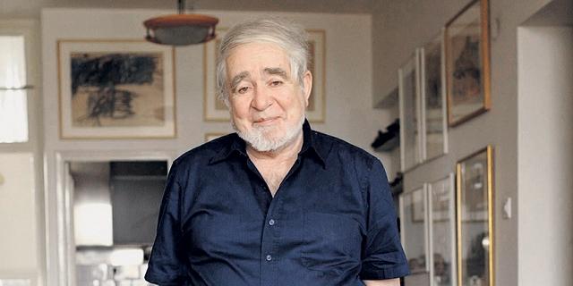 המשורר וחתן פרס ישראל נתן זך הלך לעולמו בגיל 89