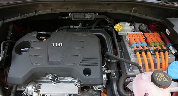 המנוע של MG-RX5