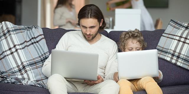 הילדים השתלטו על המחשב? המדריך לרכישת לפטופ לעבודה מהבית