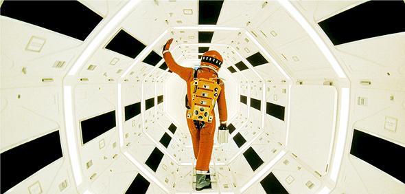 """מתוך """"2001: אודיסיאה בחלל"""". שובר הקופות הכי אבסטרקטי בתולדות הוליווד"""