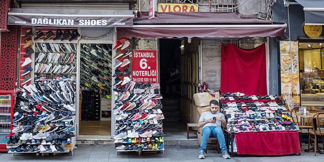 """""""המשבר הטורקי מציב סיכונים חדשים בפני כלכלת גרמניה"""""""