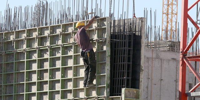 שני הרוגים באתר בנייה בחריש: נפלו מהקומה השביעית בבניין